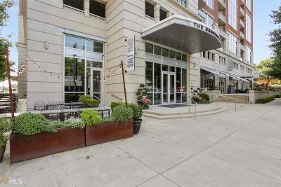 The Brookwood Condo/Townhouse Under Contract: 1820 NW Peachtree St #1706