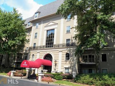 Le Chateau Condo/Townhouse Under Contract: 2865 Lenox Rd #506