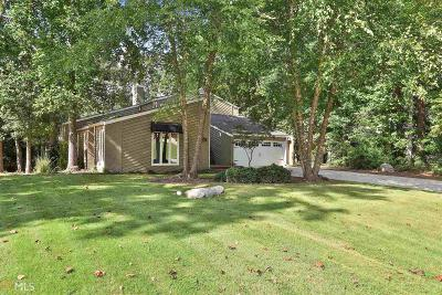 Peachtree City Single Family Home Under Contract: 103 Greensway