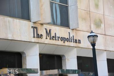 The Metropolitan Condo/Townhouse For Sale: 20 Marietta St #4B