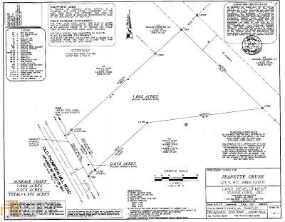 Buford Residential Lots & Land For Sale: 3153 Old Thompson Mill Rd