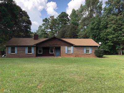 Henry County Single Family Home Under Contract: 140 Saddleview Ln