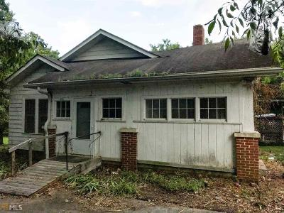 Jasper Single Family Home Under Contract: 625 S Main St