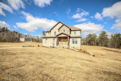 Banks County Single Family Home For Sale: 105 Maple Dr