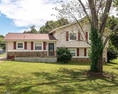 Rex Single Family Home Under Contract: 3621 Charlotte Dr