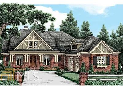 Newnan Single Family Home Under Contract: North Cove Dr #96