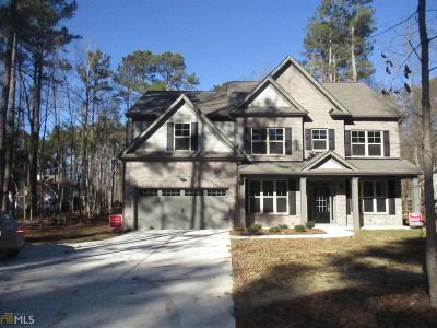 Grayson Single Family Home Under Contract: 420 Herring Rd