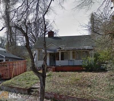 Washington Park Single Family Home For Sale: 1000 Ashby