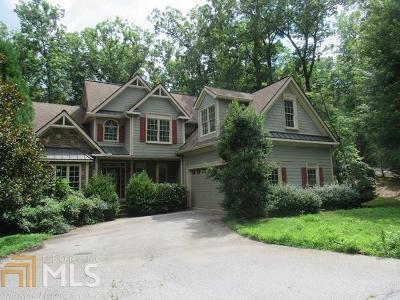 Rabun County Single Family Home For Sale: 14 Cedar Ridge Dr