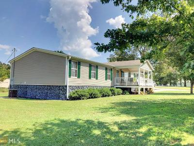 Lavonia Single Family Home For Sale: 710 Rock Springs Rd