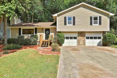 Peachtree City Single Family Home Under Contract: 410 Journeys End