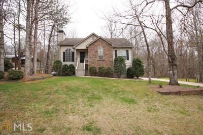 Dawsonville Single Family Home Under Contract: 99 River Oak Dr