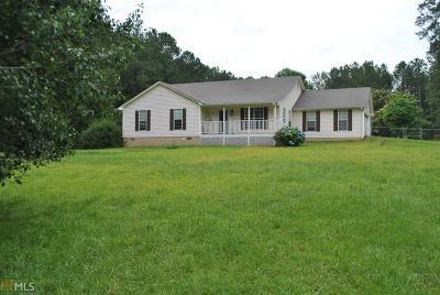 Locust Grove Single Family Home For Sale: 3190 Peeksville Rd