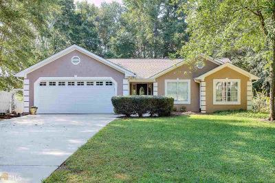 Braselton Single Family Home Under Contract: 326 Cedar Ridge Dr