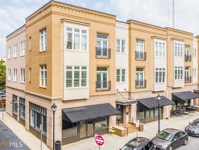Glenwood Park Condo/Townhouse Under Contract: 933 Garrett St #204