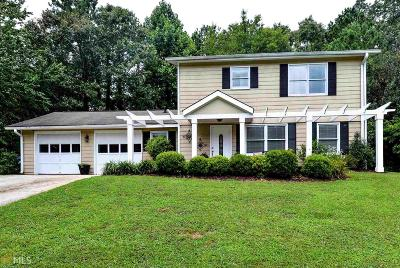 Roswell Single Family Home For Sale: 320 Monivea Ln