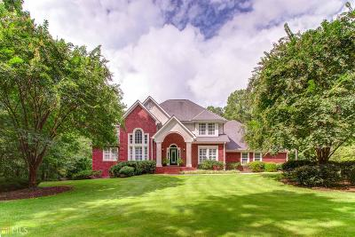 Peachtree City Single Family Home Under Contract: 102 Strathmore Ln