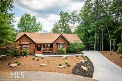 Helen GA Single Family Home Under Contract: $293,500