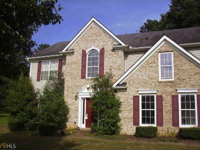 Buford Single Family Home Under Contract: 2790 Matlin Way
