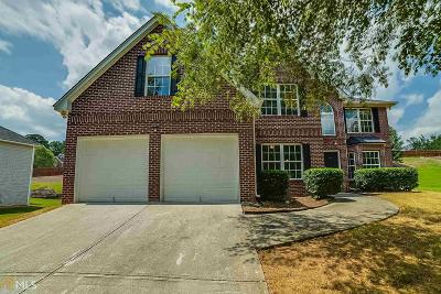 Snellville Single Family Home Under Contract: 3709 Campbell Creek