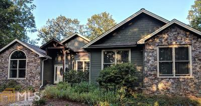 Habersham County Single Family Home For Sale: 5000 Alec Mtn Rd #4
