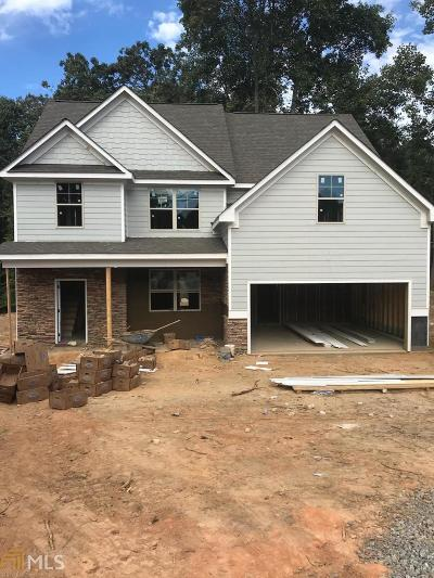 Grayson Single Family Home Under Contract: 2445 Camp Mitchell Rd