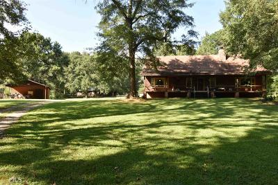 Newton County Single Family Home For Sale: 599 Poplar Hill Rd