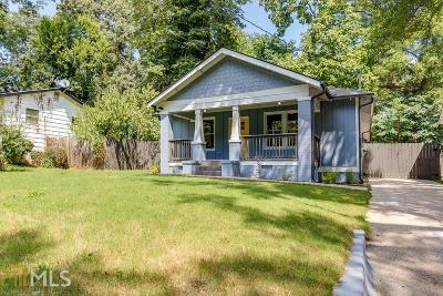 Sylvan Hills Single Family Home Under Contract: 1798 Evans Dr