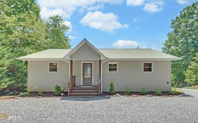 Hiawassee Single Family Home For Sale: 505 Hillside Dr