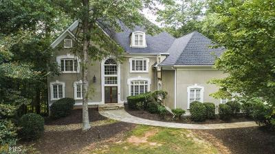 Milton Single Family Home For Sale: 13470 Providence Lake Dr