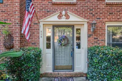 Norcross Condo/Townhouse Under Contract: 908 Chippendale Ln
