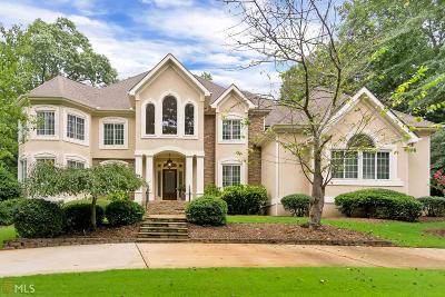 Peachtree City Single Family Home For Sale: 64 Smokerise Point