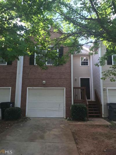 Clayton County Condo/Townhouse Under Contract: 2402 Brianna Dr