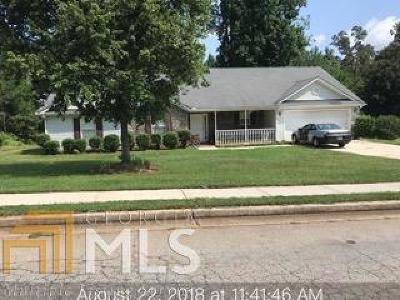 Covington Single Family Home Under Contract: 125 Homeplace Dr