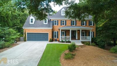 Roswell Single Family Home Under Contract: 235 Shadowbrook Dr
