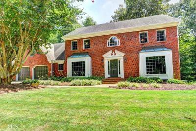 Brookhaven Single Family Home Under Contract: 3959 Preston #74