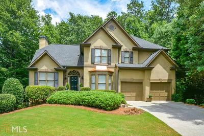 Johns Creek Single Family Home For Sale: 315 N Drew Ct