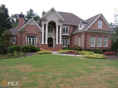 Acworth Single Family Home For Sale: 271 Carl Sanders Dr