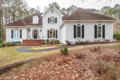 Newnan Single Family Home For Sale: 65 Summerhill Pl