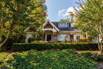Peachtree Hills Single Family Home For Sale: 201 Springdale Dr