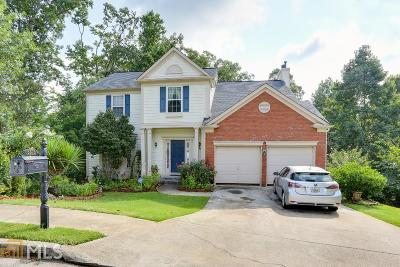 Duluth Single Family Home For Sale: 3875 Tugaloo River Dr