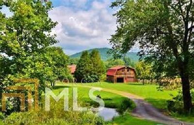 White County Farm For Sale: 1453 Lynch Mountain Rd