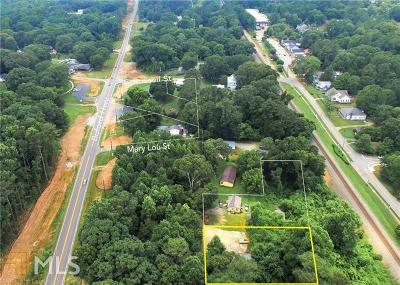 Suwanee Residential Lots & Land For Sale: 513 Mary Lou St