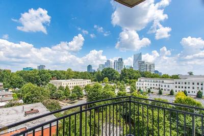 Mathieson Exchange Lofts Condo/Townhouse For Sale: 3180 Mathieson #707