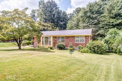Chamblee Single Family Home Under Contract: 3082 Stratford Arms Dr