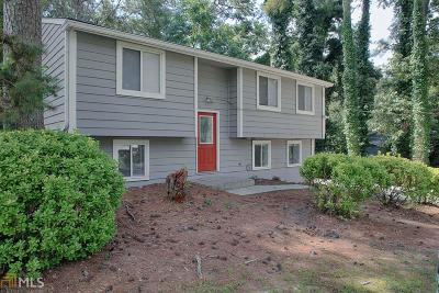 Lilburn Single Family Home Under Contract: 3314 Dearwood