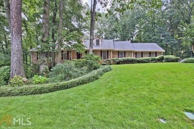Stone Mountain Single Family Home Under Contract: 4134 Scofield Pl