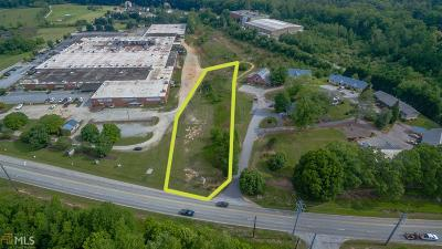 Habersham County Commercial For Sale: Loving Hill