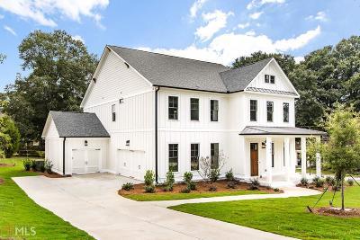 Smyrna Single Family Home For Sale: 2749 Morris Cir