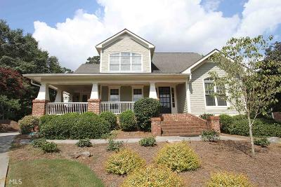 Braselton Single Family Home For Sale: 2780 Muskogee Ln